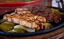 $10 for $20 Worth of Mexican Fare at Ricky's Cafe