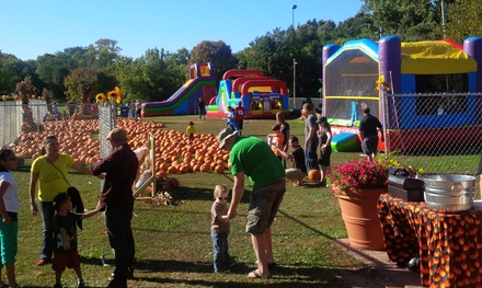 Fall-Themed Mini-Golf Outing with Hayride and Pumpkins for 2, 4, or 6 at Malt-Tees Mini Golf (Up to 50% Off)