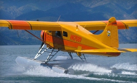 20-Minute Chelan Valley Seaplane Tour for Two May 24–June 30 or July 1–September 2 from Chelan Seaplanes (Up to 40% Off)
