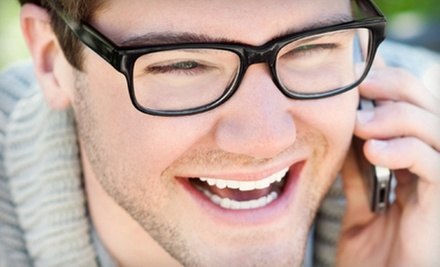 C$35 for C$250 Worth of Frames for Prescription Eyeglasses or Prescription Sunglasses with Sight Test at Gladwin Optical