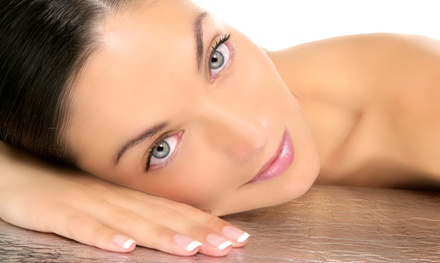 One or Three Microcurrent Face-Lift Sessions at LipoLaser of West Chester, Inc. (Up to 72% Off)