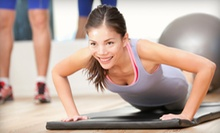 One-Month Membership or One or Two Months of Unlimited Personal Training at Gateway Hills Health Club (Up to 87% Off)