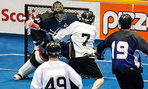$10 For One Ticket To The Arena Lacrosse League Showcase Tour At Sun National Bank Center On August 22 ($31.50 Value)