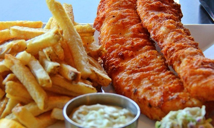 Two Groupons, Each Valid for $16 Worth of Seafood at Chung's Fish and Chips