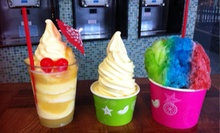 Dole Whips and Hawaiian-Style Hot Dogs at Whipp'd LA (Up to 57% Off). Three Options Available.