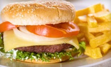 $10 for Two Groupons, Each Good for $10 Worth of American Food at 1st Street Cafe & Catering ($20 Value)