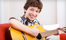 $30 for Two Private Music Lessons or Four Group Music Lessons at DeAngelis Studio of Music and Arts (Up to $60 Value)