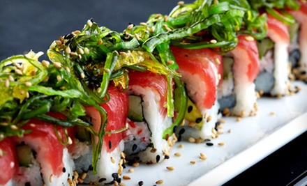 Thai Cuisine and Sushi for Lunch or Dinner at Lemon Grass Thai Cuisine & Sushi Bar (Half Off)