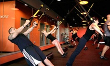 $29 for Four Interval-Training Group FitnessSessions at Orangetheory Fitness ($100 Value)