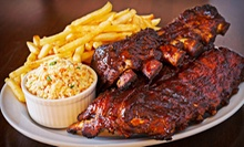 $7 for $15 Worth of Barbecue at Burnt End BBQ
