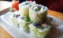 $10 for $20 Worth of Takeout or Delivery Sushi and Asian Fare from Sticky Togogo
