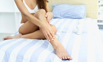 Two or Four Laser Spider-Vein-Removal Treatments at Clinical Skin Therapeutics (Up to 75% Off)