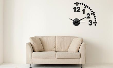 Relógio modular de parede por 19,99€