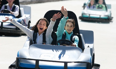 Three-Attraction Pass with Soda for One, Two, or Four at Cool Crest (50% Off)