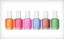 $45 for Two Luxury Mani-Pedis at Image Nails Skin Beauty ($140 Value)