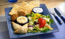 $5 for $10 Worth of Casual Greek Food and Drinks at Dinos Gyros