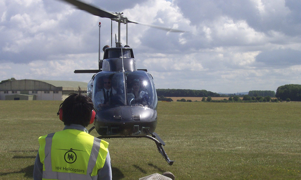 Heli Adventures Cardiff Amp South Wales  Groupon