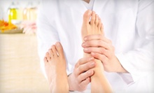 One- or Two-Hour Spa Package or 10 Reflexology Treatments at De La Sole Reflexology Spa (Up to 61% Off)