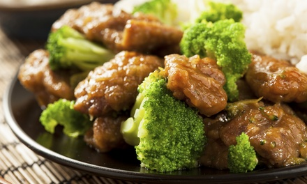 $79 for Delivery of 14 Chef-Prepared Dinners and Desserts from The Vegan Garden ($160 Value)