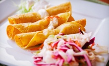 BYOB Locally Sourced Mexican Food at Peak & Elm Cocina Y Bar (Half Off). Two Options Available.