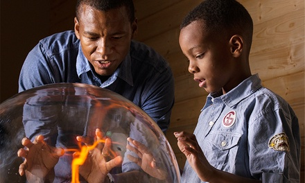 $49 for a One-Year Family Membership to Chabot Space & Science Center ($99 Value)