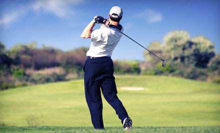 One or Two 60-Minute Lessons with Steve Wilcox at Golf Center at The Club of Riverdale (Up to 59% Off)