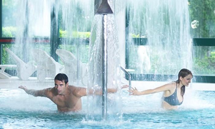 Hotel Villa delle Fonti - Riolo Terme (RA): Riolo Terme, Villa delle Fonti - Soggiorno con accesso alla piscina termale, cena e colazione da 69 € per 2 persone