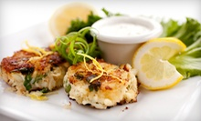 Dinner with Appetizer, Entree, and Dessert for Two or Four at Front Street Bistro (Up to 51% Off)