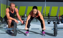 10 or 25 Group Fitness Classes at TitanUp Fitness (Up to 78% Off)