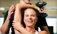 5 or 10 Semiprivate Personal-Training Sessions at Definition Fitness (Up to 64% Off) 
