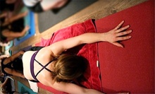 15 Yoga Classes, Five-Week Intro to Hot Yoga Course, or Eight-Week Beginners Yoga Course at Samatva Yoga (Up to 76% Off)