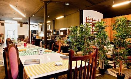 AMesa do LX — LX Factory: jantar italiano à la carte para duas ou quatro pessoas desde 22€