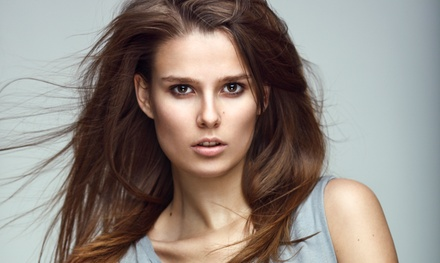 Haircut Package from Michelle Gilbert at Hair Artist (Up to 58% Off). Three Options Available.