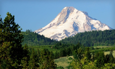 One- or Two-Night Stay for Two at Best Western Mt. Hood Inn in Oregon