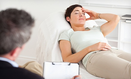 One or Three Hypnotherapy Sessions from Optimum Living Consultants (Up to 57% Off)