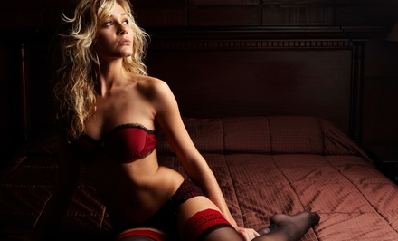 $40 for $80 Worth of European Bras, Lingerie, and Accessories at Princess Lingerie Boutique