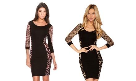 Jade and Juliet Eve Dress