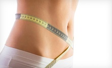 One Calorie-Burning Skinny Wrap or Three Wraps with Four Red-Light Collagen Treatments at SunWerks (Up to 72% Off)