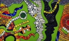 Intro to Mosaics Workshop with Take-Home Mosaic for One or Two at That Art Place: Home of Madcap Mosaics (Up to 57% Off)