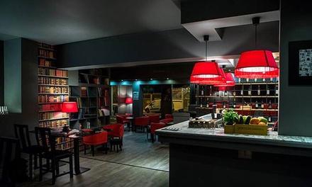 Tapas Wine Bar O Padrinho — Gaia: menu para duas pessoas com couvert, quatro tapas, sobremesa e cafés desde 18,90€