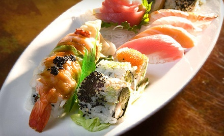$15 for $30 Worth of Sushi and Contemporary Asian Cuisine at Ponzu 