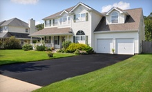Exterior Pressure Washing for a 1-, 1.5-, or 2-Story Home from Black Lock Seal Coating & Pressure Washing (60% Off)