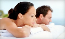 60- or 90-Minute Massage for One, or a 60-Minute Couples Massage at Therapeutic Solutions (Up to 59% Off)