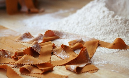 $59 for a Pasta-Making Class for Two at The Local Epicurean ($118 Value)