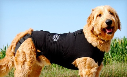 $21.99 for Original Anxiety Wrap for Dogs ($40 List Price). 9 Sizes Available. Free Shipping.