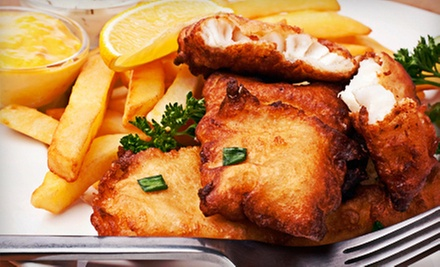 Southern Comfort Food at Scales Caf (Up to 53% Off). Two Options Available.