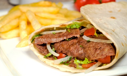 $11 for $20 Worth of Seafood and Mediterranean Cuisine for Two at Gypsy Cafe