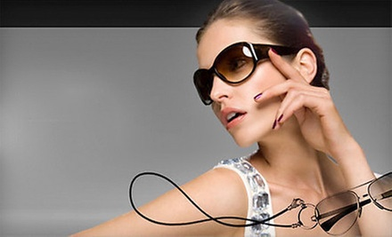 $35 for $200 Worth of Prescription Eyewear Plus a Sight Test at Rumi Optical