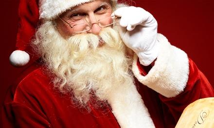 Carta do Pai Natal com o selo dos correios da Lapónia por 9,90€