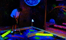 Mini Golf for Two, Four, or Six at Purple Planet 3-D Mini Golf (Up to 61% Off)